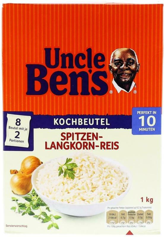 Uncle Ben's Kochbeutel 10 Min