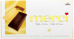 Merci Kaffee-Sahne Tafel