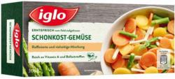 Iglo Schonkost Gemüse
