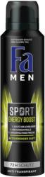 Fa Men Sport Energy Boost Deospray