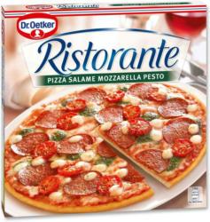Dr. Oetker Ristorante Pizza Salame Mozzarella Pesto
