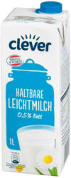 Clever Haltbarmilch 0.5%