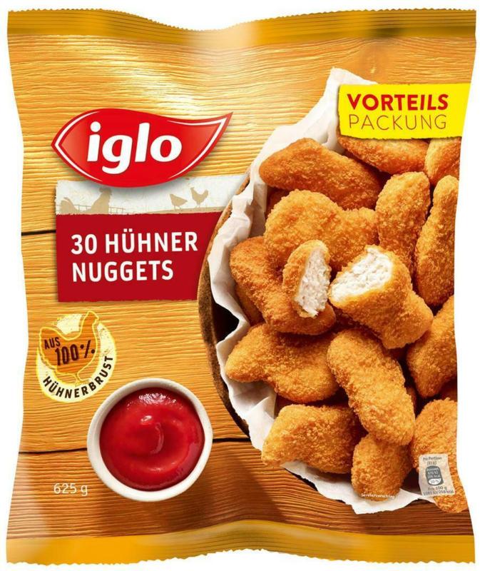 Iglo Hühner Nuggets Vorteilspackung