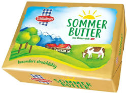 Schärdinger Sommerbutter Sauerrahm