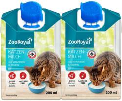 ZooRoyal Katzenmilch 2er