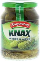 Hengstenberg Knax Gewürzgurken