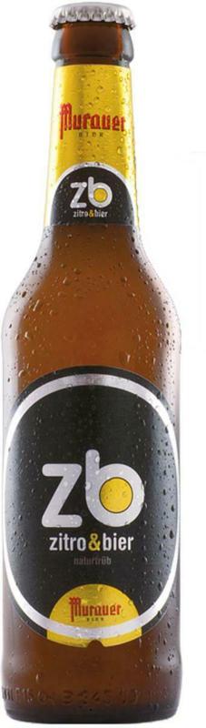 Murauer Zitro & Bier