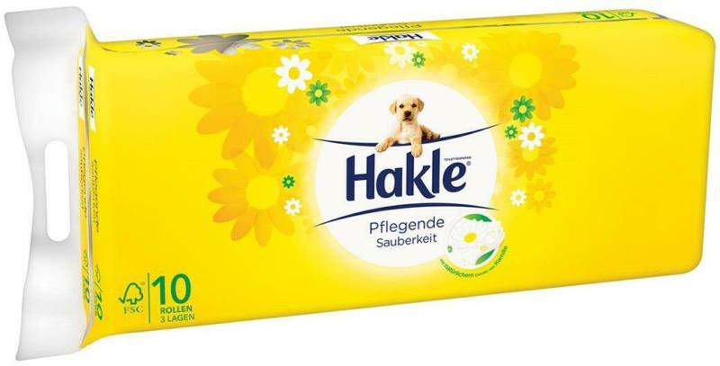 Hakle Toilettenpapier Kamille 3 Lagen