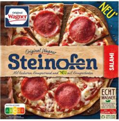 Wagner Steinofen Pizza Salami
