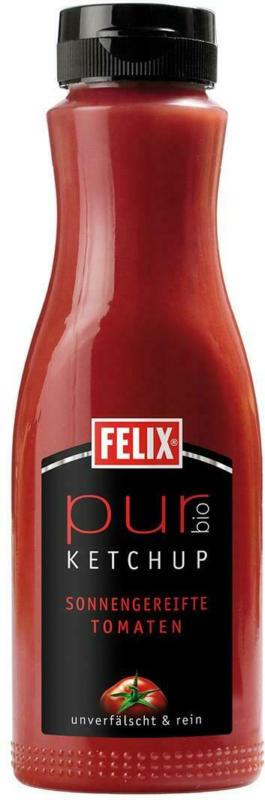 Felix Pur Bio Ketchup