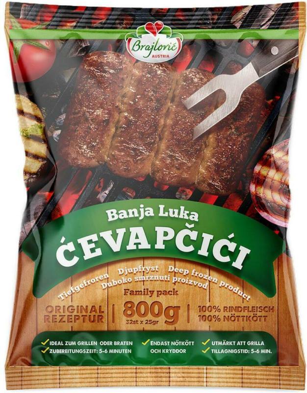Brajlovic Banja Luka Cevapcici