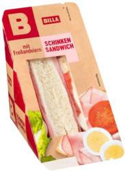 BILLA Beste Pause Schinken Ei Sandwich