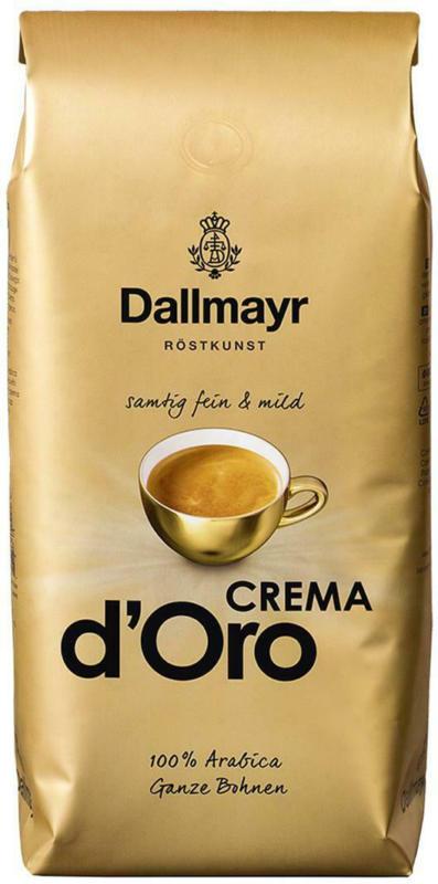 Dallmayr Crema D'Oro Ganze Bohne