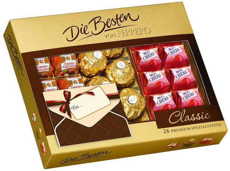 Ferrero Die Besten