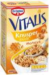 BILLA Dr. Oetker Vitalis Knusper Honeys