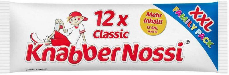 Knabber Nossi Classic 12er