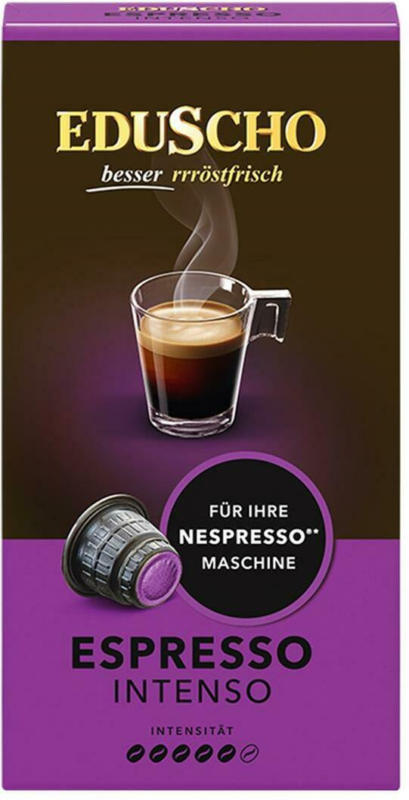 Eduscho Espresso Intenso Kapseln