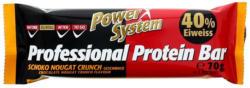 Power System Schoko-Nougatriegel