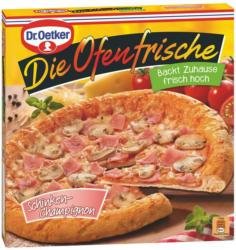 Dr. Oetker Ofenfrische Schinken-Champignon