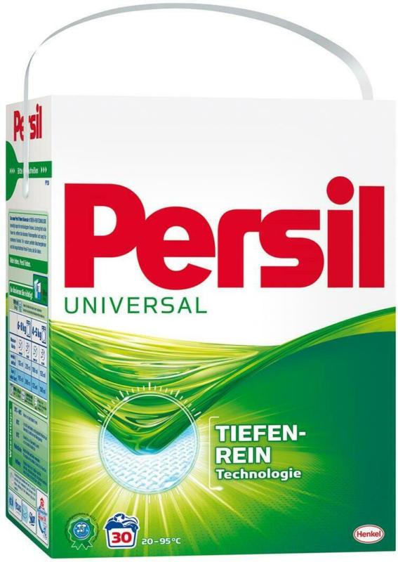Persil Pulver Universal mit Leuchtkraft-Formel