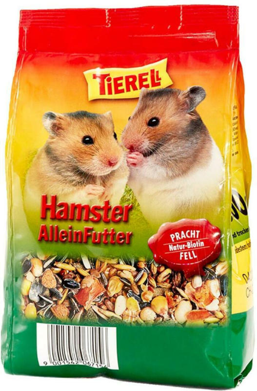 Tierell Hamster Alleinfutter