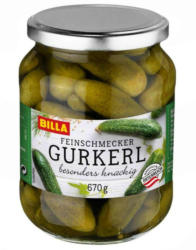 BILLA Feinschmecker-Gurkerl