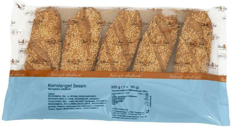 Resch&Frisch Kornstangerl-Sesam 5er