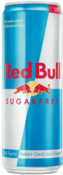 Red Bull Energy Drink, Sugarfree