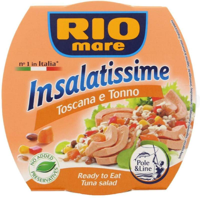 Rio Mare Insalatissime Toscana