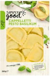 Simply Good Cappelletti Pesto Basilikum