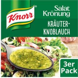 Knorr Salatkrönung Kräuter-Knoblauch 3er