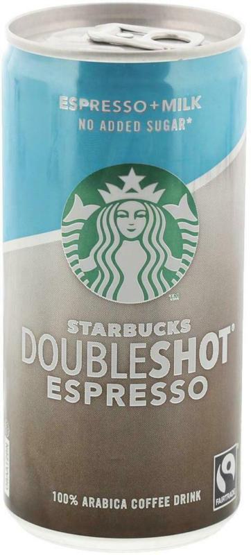 Starbucks Doubleshot Espresso