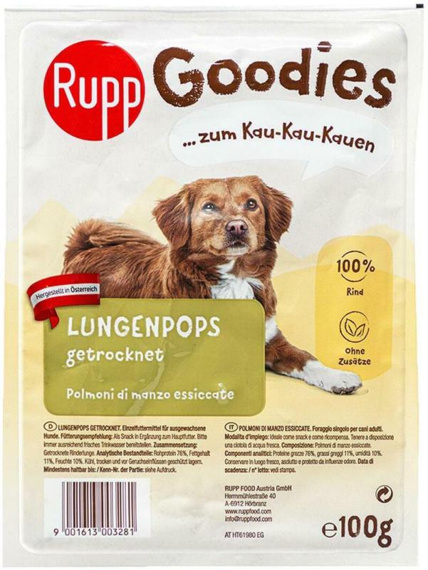 Rupp Lungenpops für Hunde