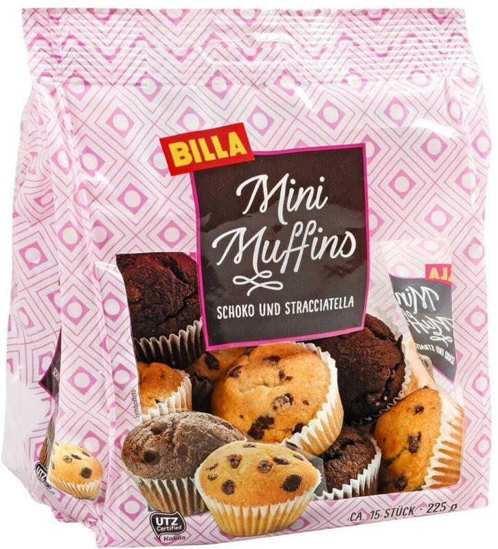 BILLA Mini Muffins