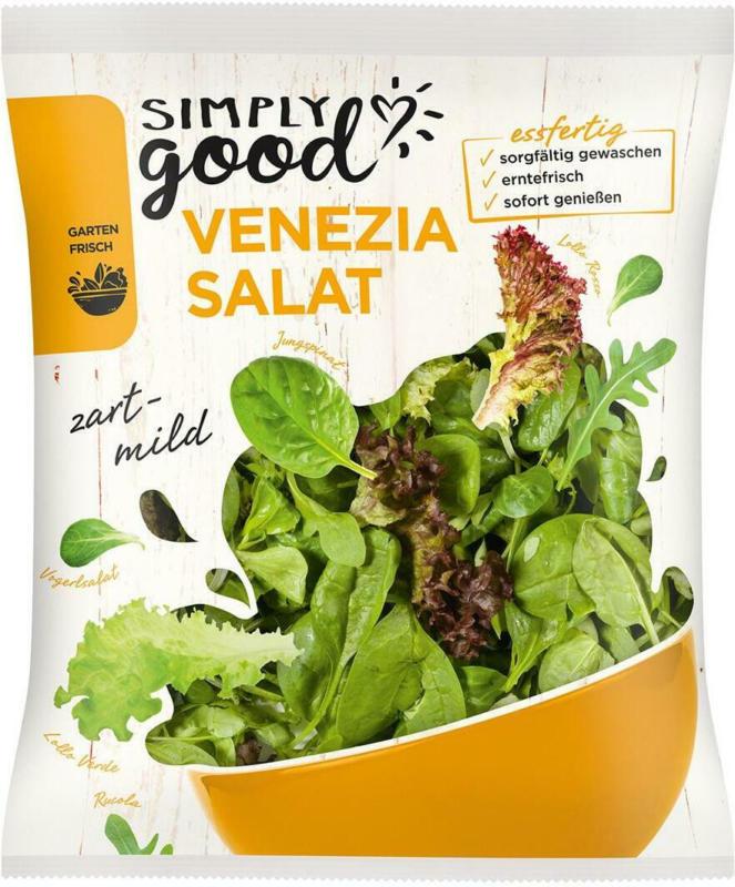 Simply Good Salat Venezia