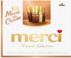 Merci Mousse Au Chocolat