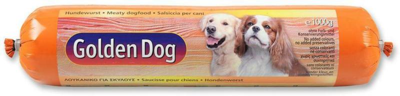 Golden Dog Hundewurst