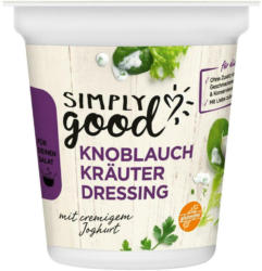 Simply Good Knoblauch-Kräuter Dressing