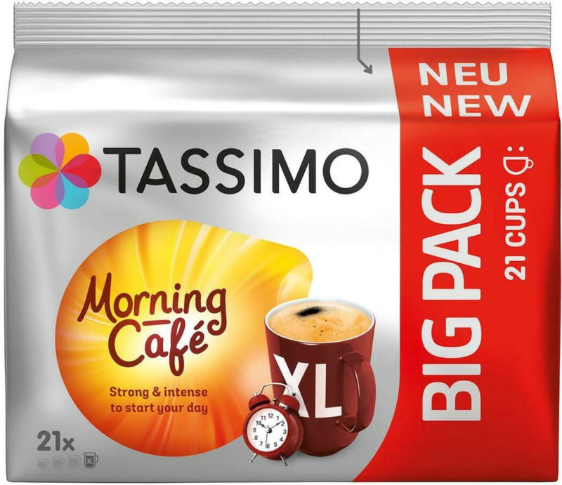 Jacobs Tassimo Morning Cafe