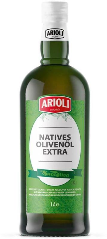 Arioli Natives Olivenöl Extra