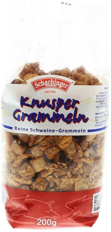 Schachinger Knuspergrammeln