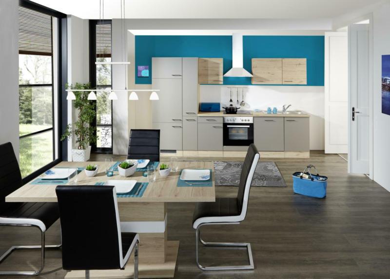 Küchenblock 'Riva' , Eiche