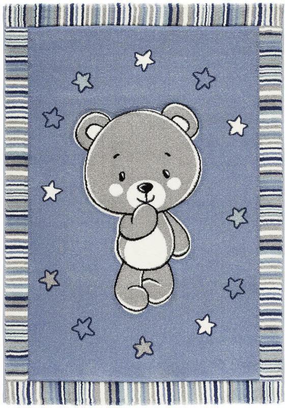 Kinderteppich Teddy