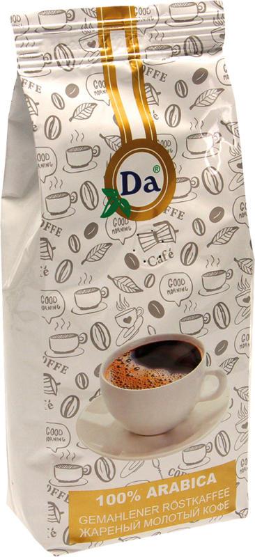 Röstkaffee, gemahlen
