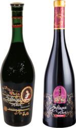 Rotwein aus Moldawien-Südmoldawien
