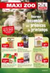 Fressnapf | Maxi Zoo Offres Maxi Zoo - bis 08.03.2021