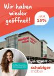 Schubiger Möbel Schubiger Angebote - bis 17.04.2021
