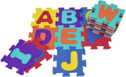 Puzzlematte Alphabet 26-teilig 30 x 30 cm -