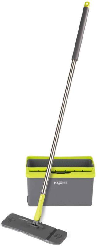 MAXXMEE Système de balai serpillère plat 5 litres -