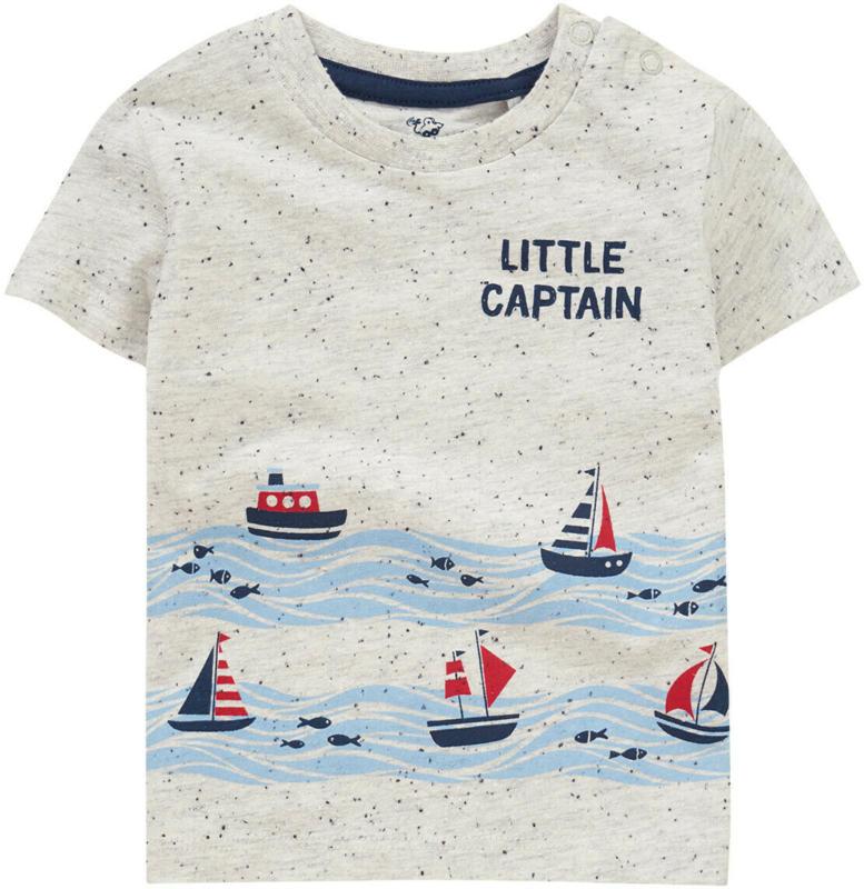 Baby T-Shirt mit großem Print (Nur online)
